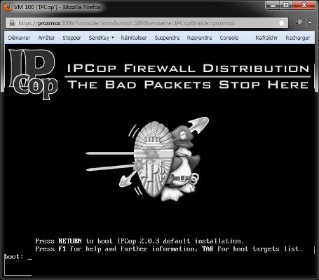 IPCOP 2.0.3 ISO GRATUIT TÉLÉCHARGER