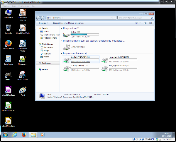 Client Windows 7