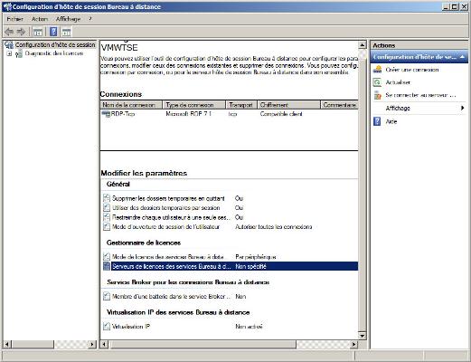 Partie Iii Installer Terminal Server